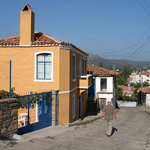 Center of Island- Panaghia